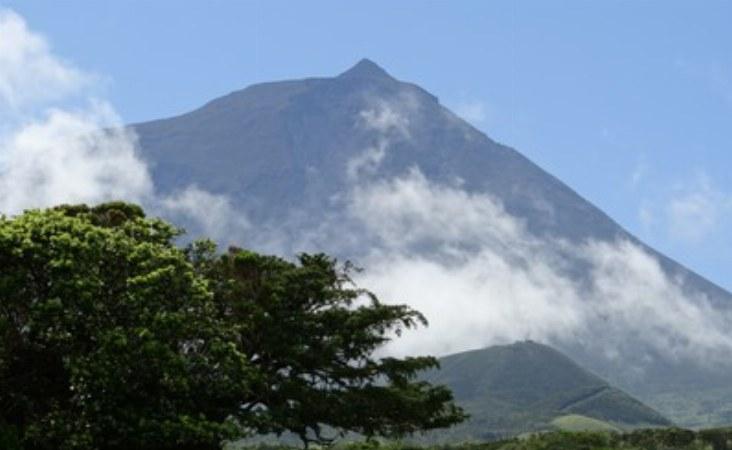 Pico_Blick auf den Pico-Berg