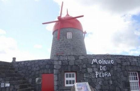 Graciosa_Windmühle