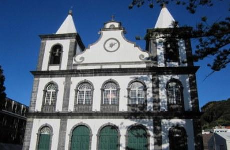 Faial_Kirche in Horta