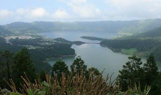 Azoren_Seen Sete Cidades_Sao Miguel