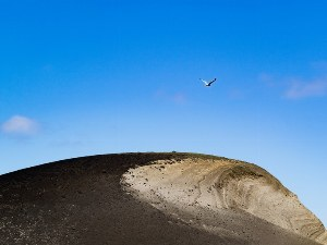 Faial_Capelinhos vulcano detail_vista verde azores