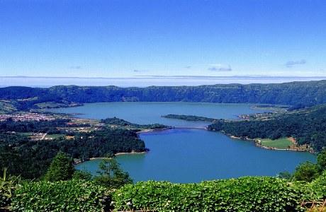 Azoren_Seen von Sete Cidades_Sao Miguel