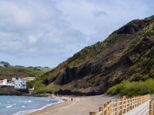Faial_Porto Pim view_vista verde azores